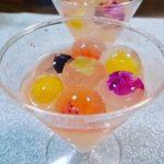 【Sweets】リーポールの九龍球ゼリー